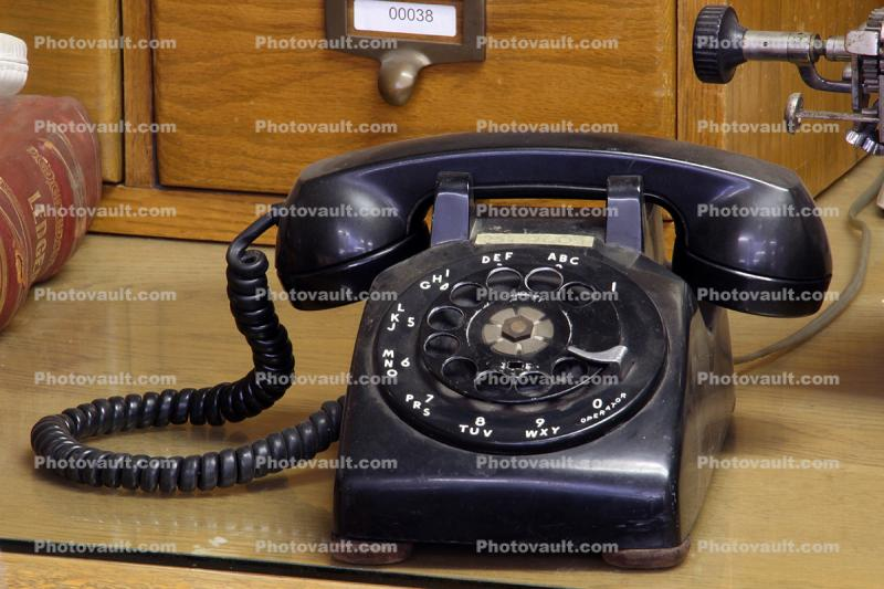Dial Telephone, 1960's