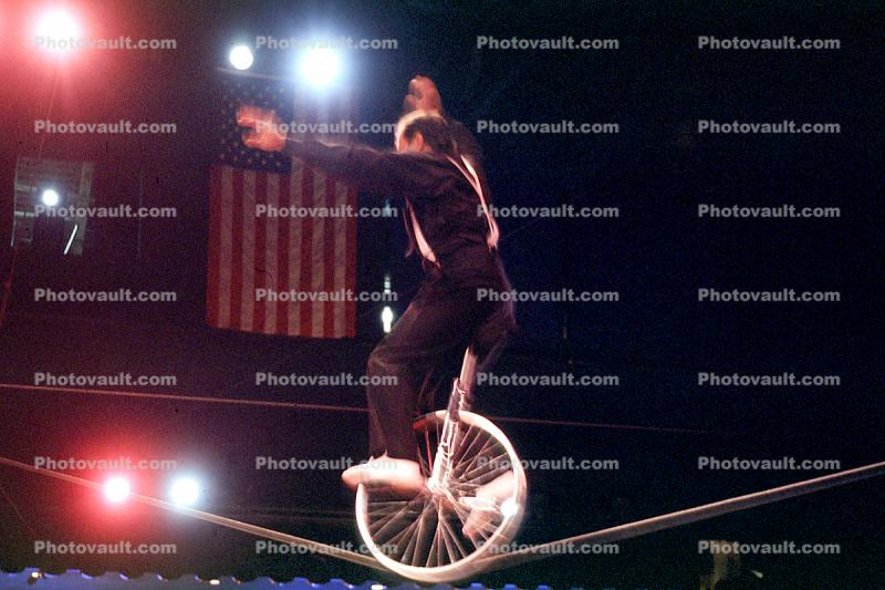 High Wire, Unicycle