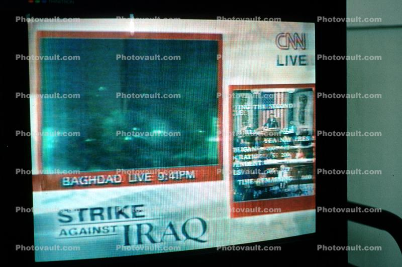 Strike Against Iraq News