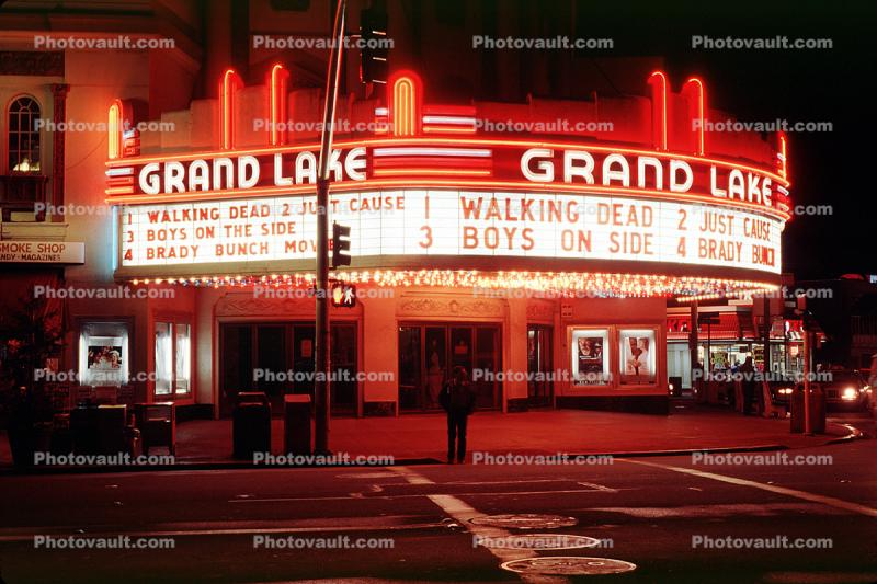Grand Lake, marquee, building