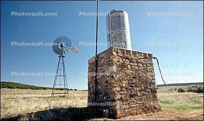 Water Well, container, Eclipse Windmill, Irrigation, mechanical power, pump
