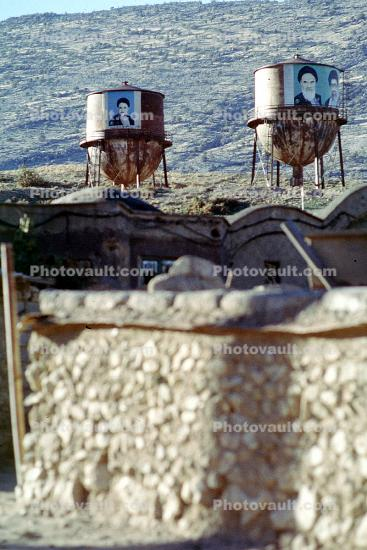 Water Tanks, Khomeni