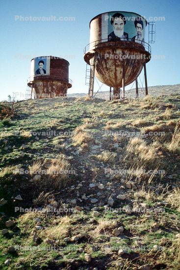 Khomeni, Water Tanks