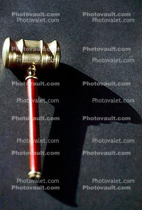 Gavel, Mallet, Handle