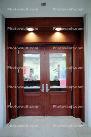 Doors, Doorway, entrance, lights