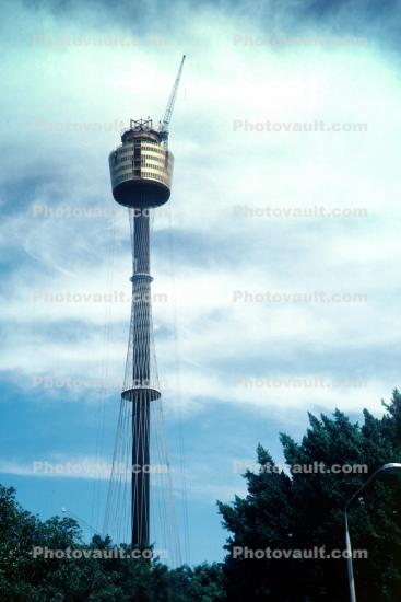 The Sydney Tower, (AMP Tower), Centrepoint, Observation and communications tower