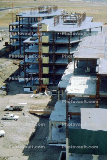 Associates Building under Construction