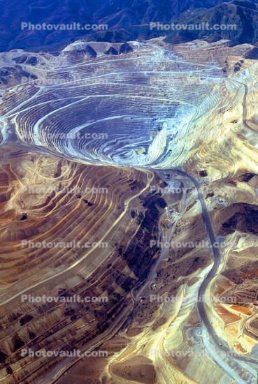 Bingham Canyon Mine, Utah