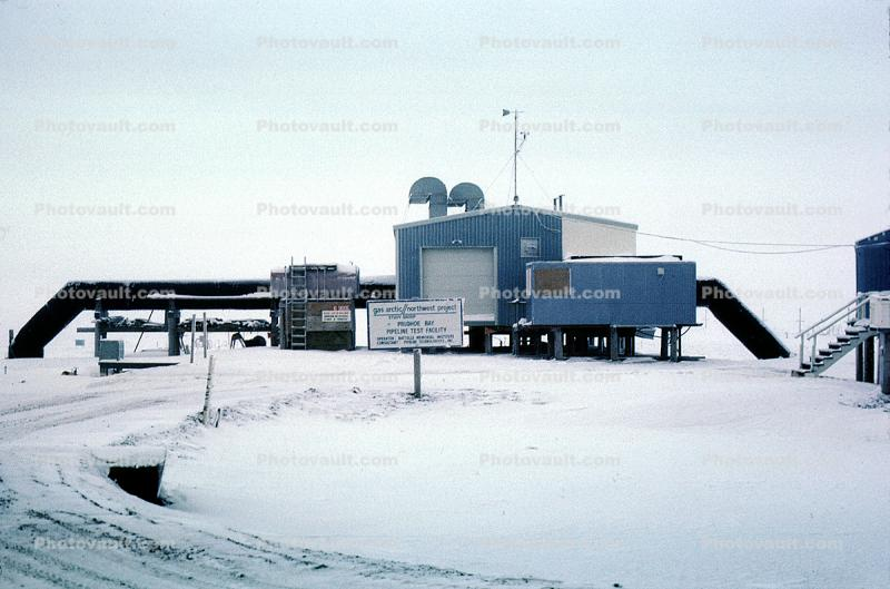 Prudhoe Bay, Pipeline Test Facility