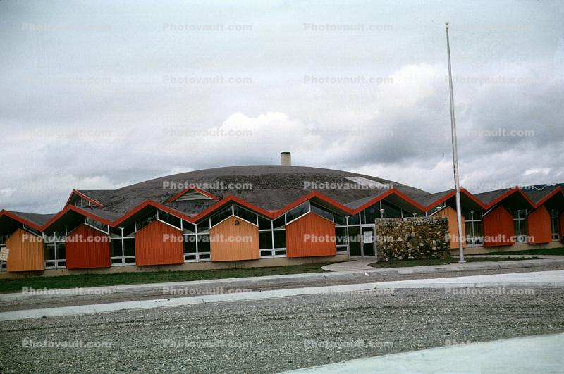 LF-Joy Elementary School, Fairbanks, Alaska, Dome