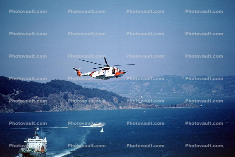 Golden Gate 50th Anniversary Celebration, Sikorsky HH-3 Pelican, USCG