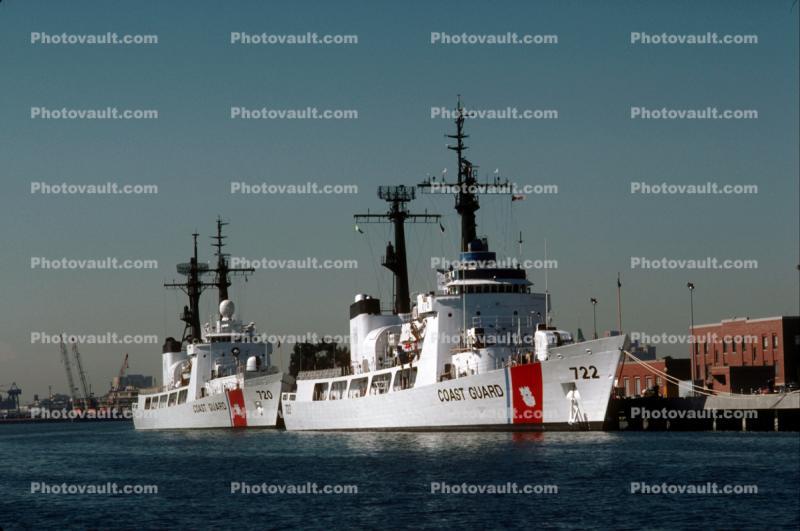 USCGC Morgenthau WHEC 722 United States Coast Guard Ship Photo Print --USCG