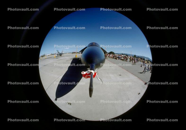 NAS Moffett Field (Federal Airfield), Mountain View, California, Round, Circular, Circle
