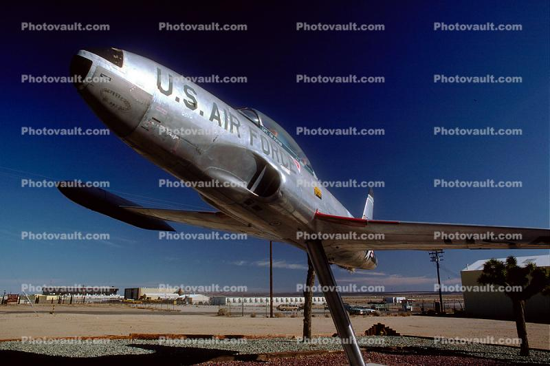 T-33, Edwards Air Force Base, AFB, United States Air Force, USAF