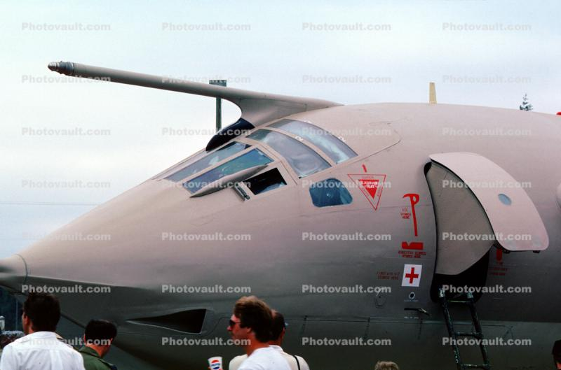 Handley Page Victor, Strategic Bomber, V-series bombers, Royal Air Force, RAF, British, England