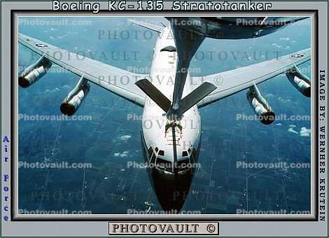 Boeing EC-135 Looking Glass, Airborne Command Post, (ABCP), USAF