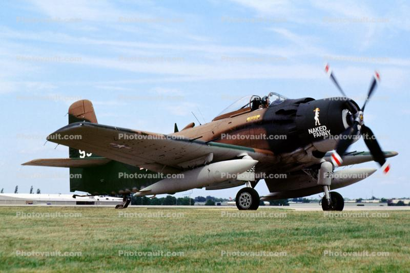 Wicked Wendy, Douglas A-1, AD-6 Skyraider