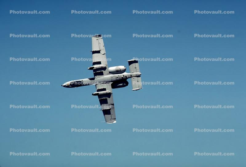 80173, A-10 Thunderbolt Warthog, 355th Fighter Wing