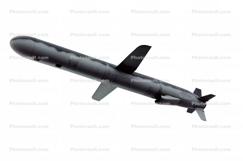 BGM-109G, Gryphon Ground Launched Cruise Missile, UAV, drone, photo-object, object, cut-out, cutout
