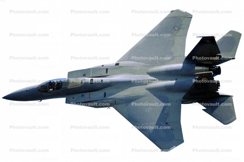 McDonnell Douglas, F-15E Strike Eagle, USAF, photo-object, object, cut-out, cutout