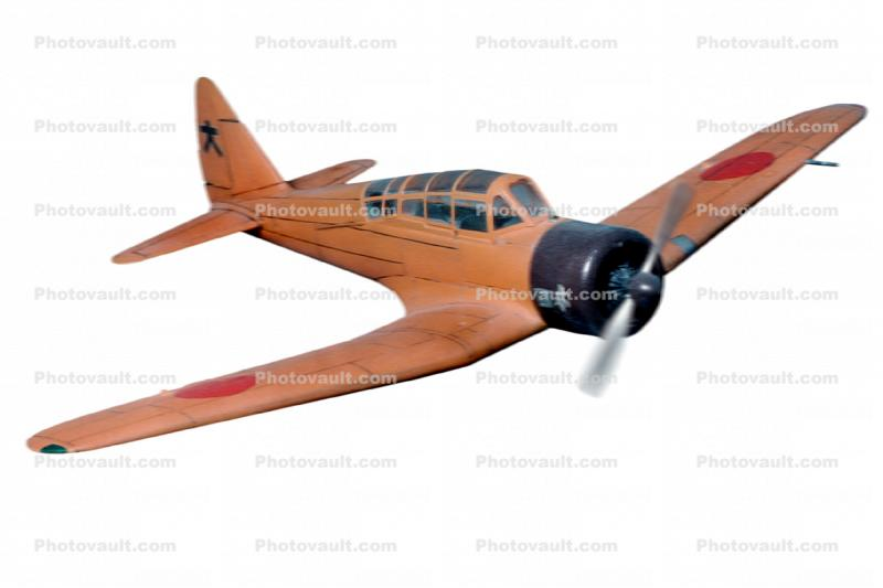 Japanese Air Force, WW2, Aircraft, photo-object, object, cut-out, cutout