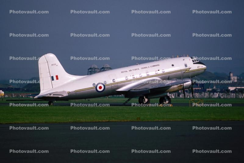 Handley Page Hastings C2, WD485 / 485, Royal Air Force, Air Support Command