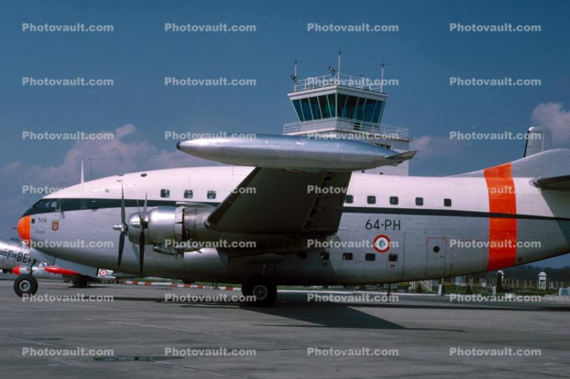 Breguet 765 Sahara, French Air Force, 64-PH, Br.763 Deux Ponts
