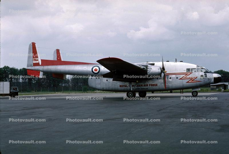 "22131, Royal Canadian Air Force, Fairchild C-119 ""Flying Boxcar"", RCAF, Transport Command"