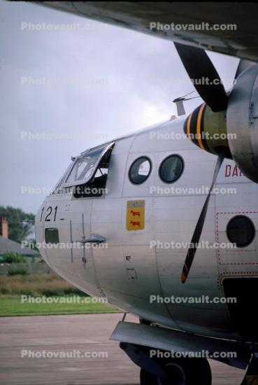 French Air Force, Nord 2501, Noratlas, military transport aircraft, airplane, prop