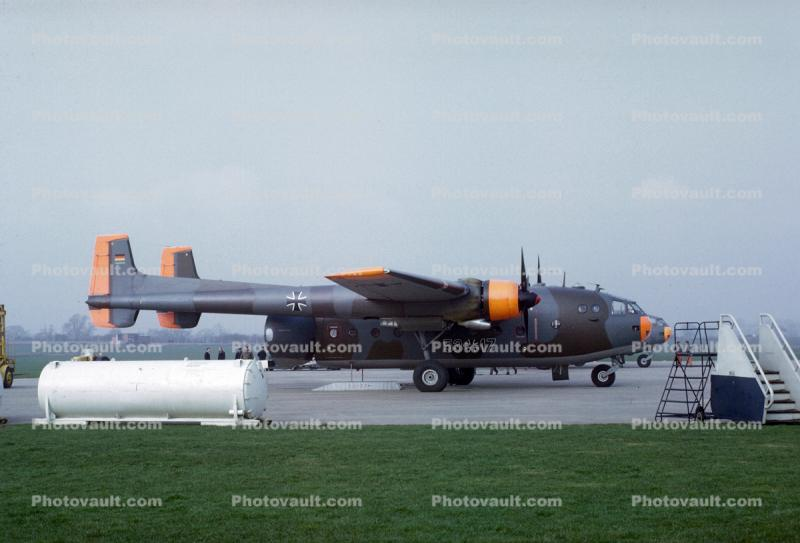 53-17, Nord 2501, Noratlas, German Air Force, Luftwaffe