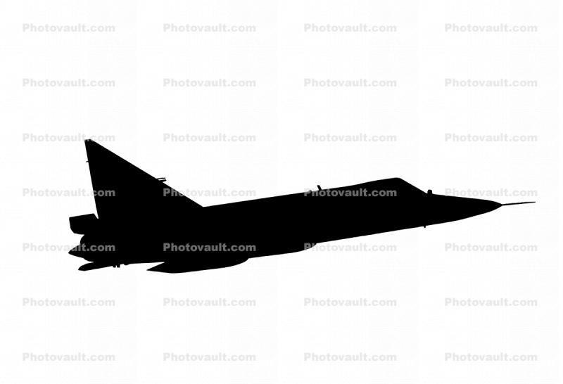 0-70854, Convair F-102 Delta Dagger Silhouette, Vermont Air National Guard, silhouette, logo, shape