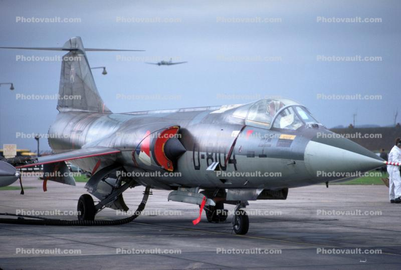 0-8104, Lockheed F-104 Starfighter, Royal Netherlands Air Force