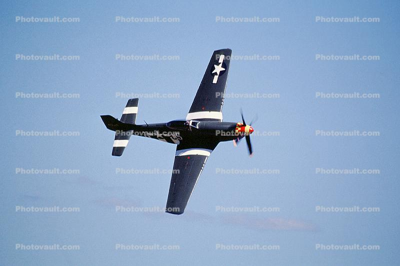 North American P-51D Mustang, ground attack