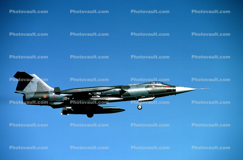 Lockheed F-104 Starfighter, milestone of flight