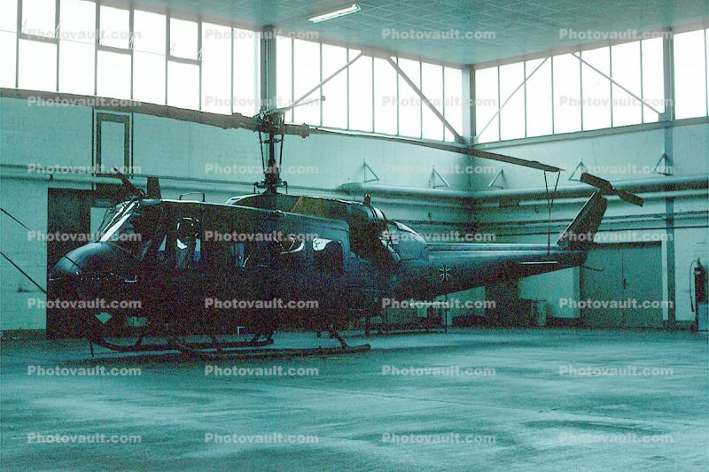 Bell UH-1 Huey, Luftwaffe, German Air Force