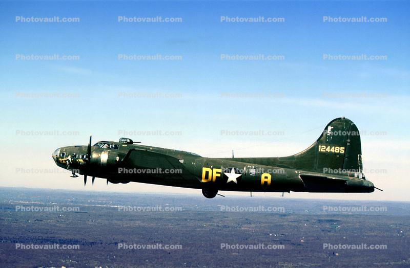 B-17 Flyingfortress, Air-to-Air