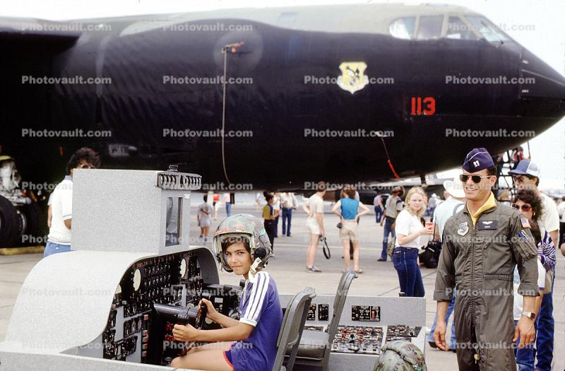 113, Simulator, Boy, Boeing B-52 Stratofortress