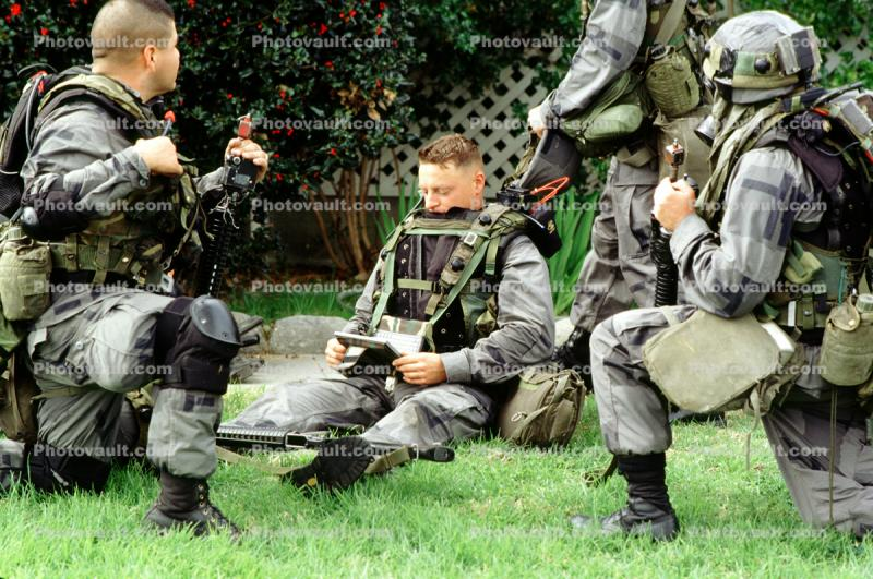 Monterey, Operation Kernel Blitz, urban warfare training