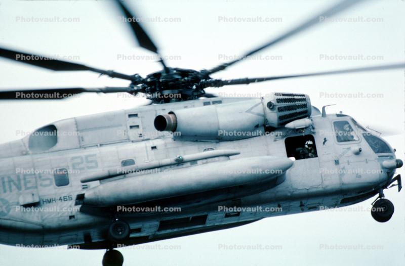 HMH-465, 25, Sikorsky CH-53E Stallion, urban warfare training, Operation Kernel Blitz