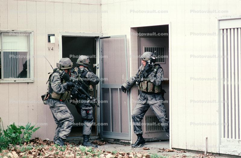 Operation Kernel Blitz, urban warfare training