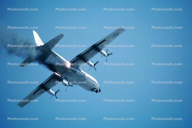 JATO, Jet Assisted Take-Off, Lockheed C-130 Hercules
