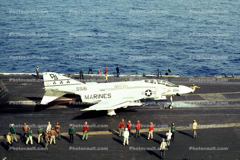 9516, Catapult, Deck Crew, milestone of flight