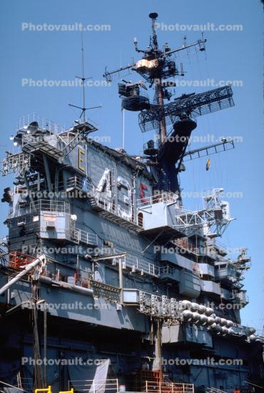 USS Coral Sea, CV-43, USN, United States Navy, Midway-class aircraft carrier