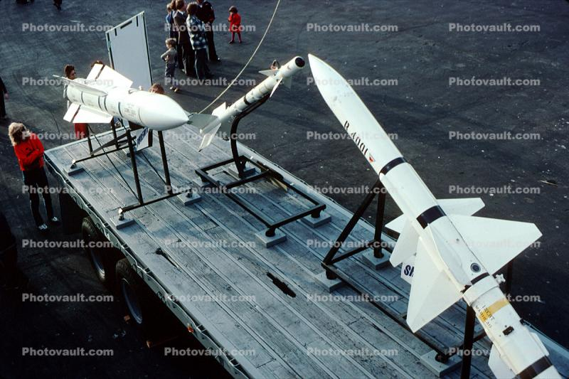 Sparrow, Surface to Air Missile, USN, United States Navy