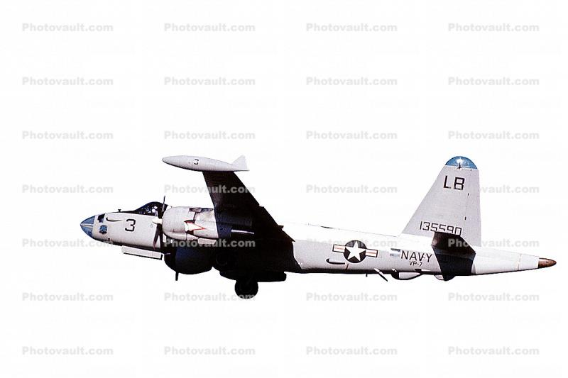 Lockheed SP-2A Neptune, photo-object, object, cut-out, cutout