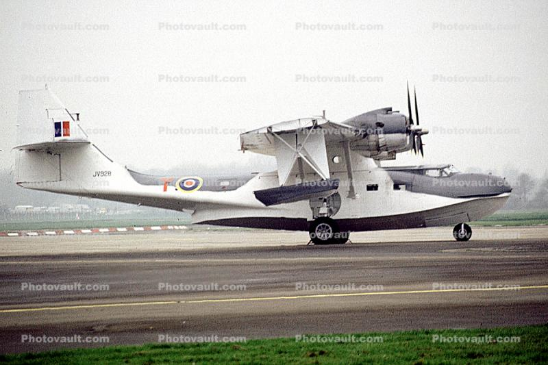 JV928 Consolidated Catalina Mk.IVA 'Y', PBY-5A, RAF Coastal Command, N423RS