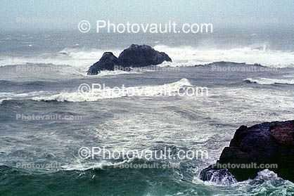 waves, Pacific Ocean, Rocks, turbulent, stormy, rock, Rough Ocean, Turbulent Waves, Seascape