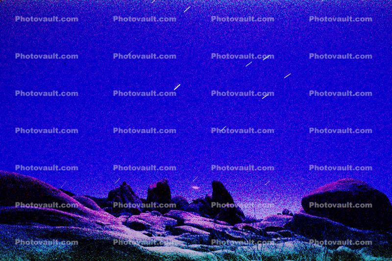 night skies, Rocks, Stone, Boulders