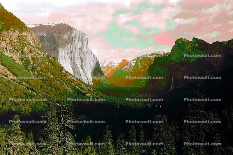 El Capitan, Granite Cliff
