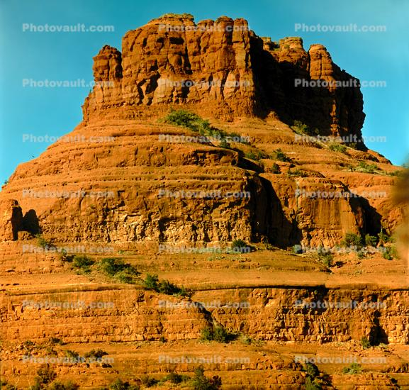 Butte, Sedona, Oak Creek Canyon